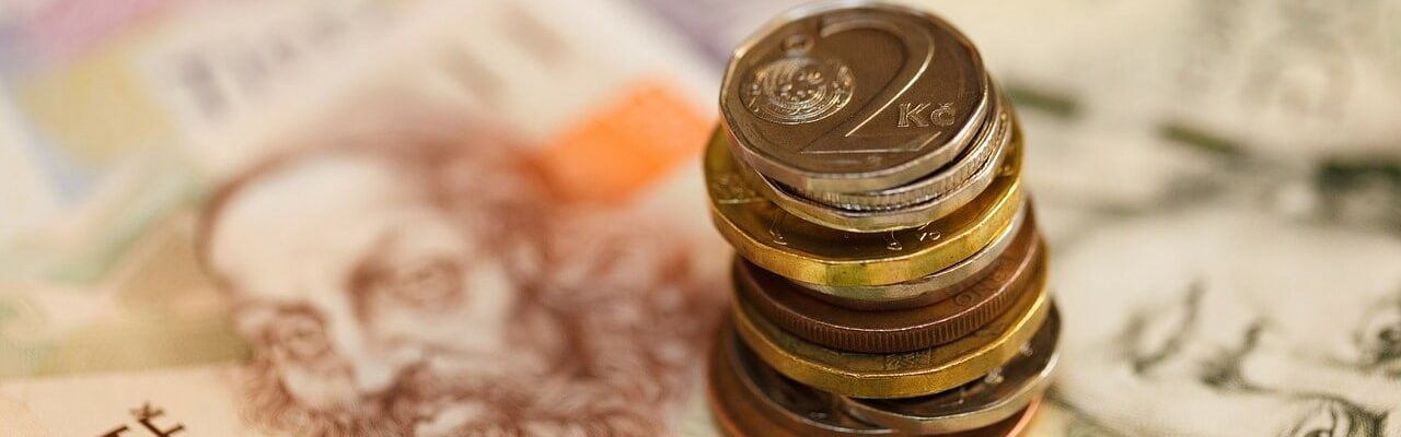 banknoty - pensja na już